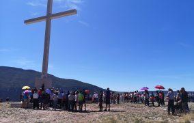 Održana sveta misa na Borovoj Glavi kod zavjetnog križa