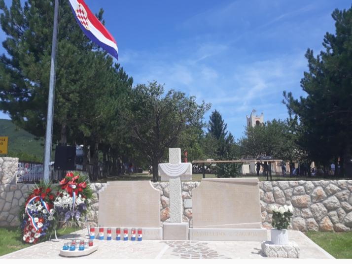 Zagorje: Spomenik hrvatskim braniteljima kao zahvala i sjećanje na žrtvu