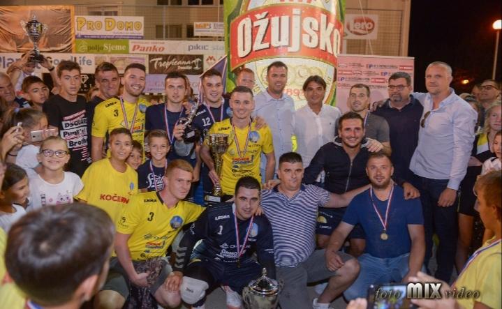Kočerin prvak Hercegovine, Gradac osvojio treće mjesto!