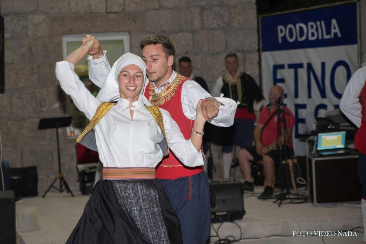 Održan još jedan Etno fest u Podbiloj