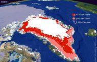 """Snimke pokazuju strašno stanje na Grenlandu: """"Ovo smo očekivali tek 2070."""""""