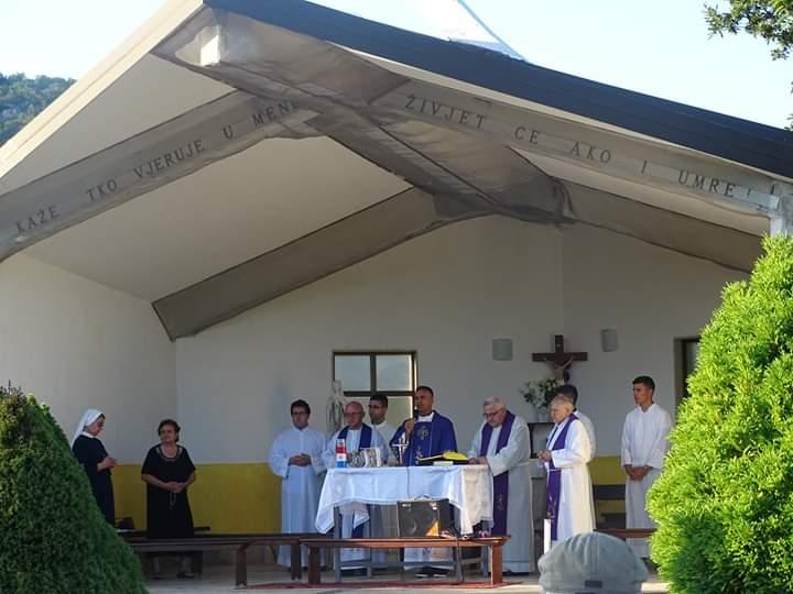 Proslava Dana domovinske zahvalnosti u Viru