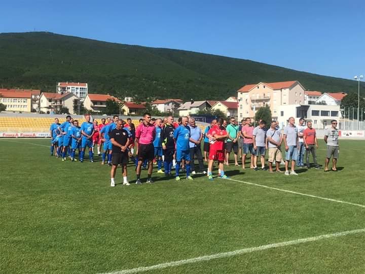 Domaćini slavili na memorijalnom turniru veterana u Posušju