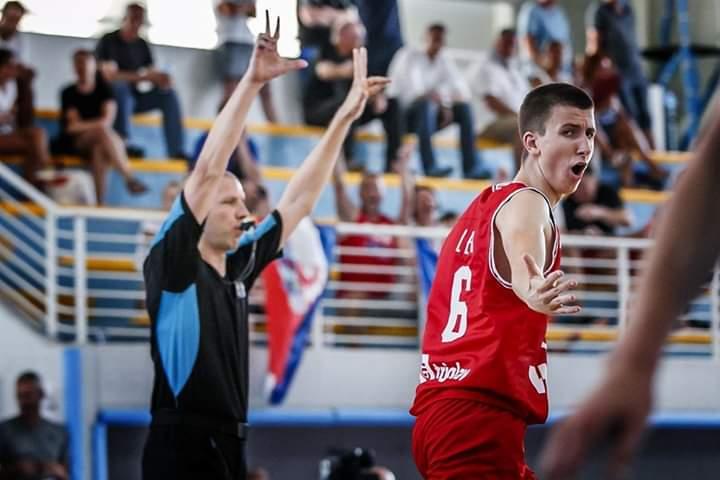 Nikola Lebo ponajbolji igrač Hrvatske na U16 košarkaškom prvenstvu Europe!
