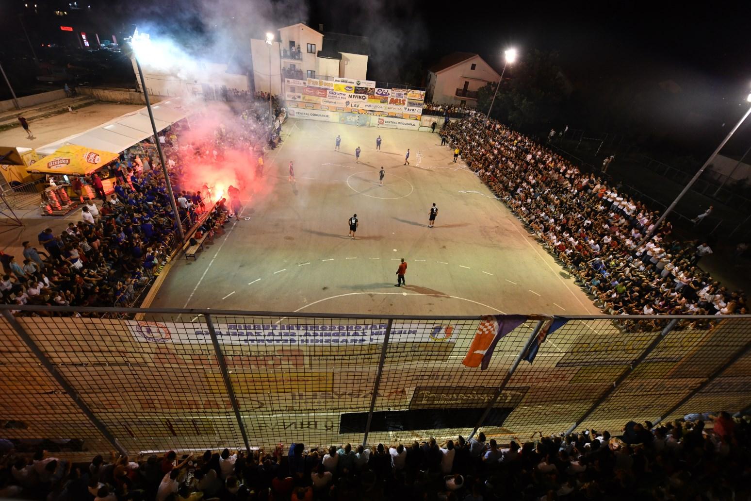 POSUŠJE: Večeras počinje završnica Lige Hercegovine