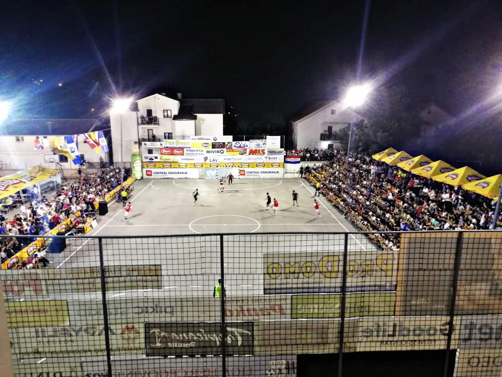 Gradac zaustavljen u polufinalu, danas igra za treće mjesto