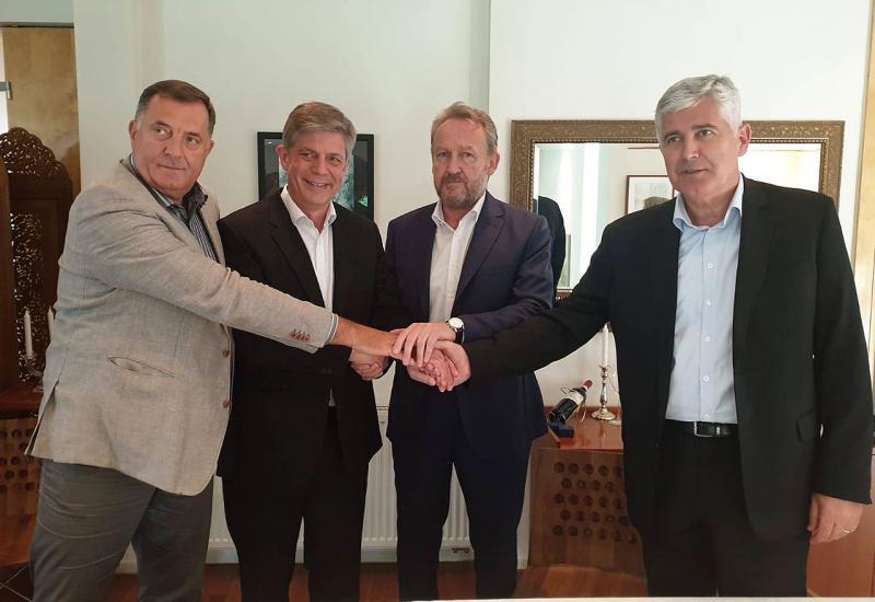 Postignut dogovor za formiranje Vijeća ministara BiH