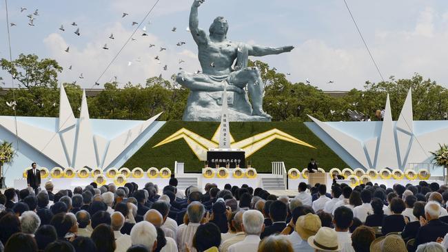 Japanci obilježili 74. godišnjicu atomskog napada na Hirošimu
