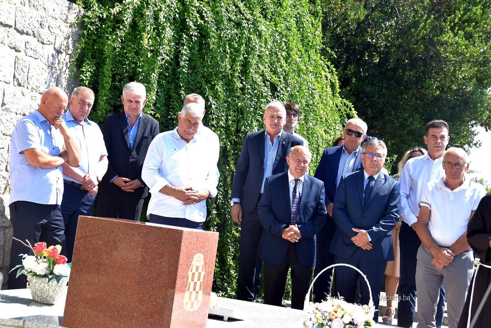 U Grudama i Mostaru obilježena 26. Obljetnica HR Herceg-Bosne