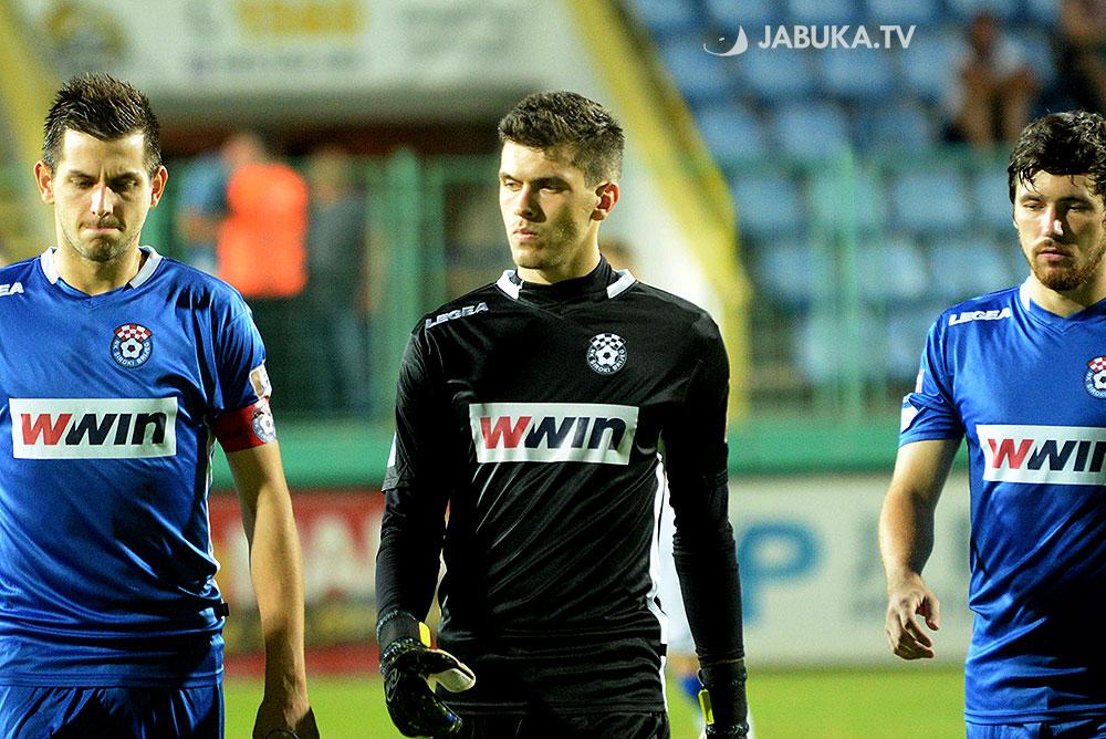 Martin Zlomislić drugu utakmicu zaredom bez primljenog gola!