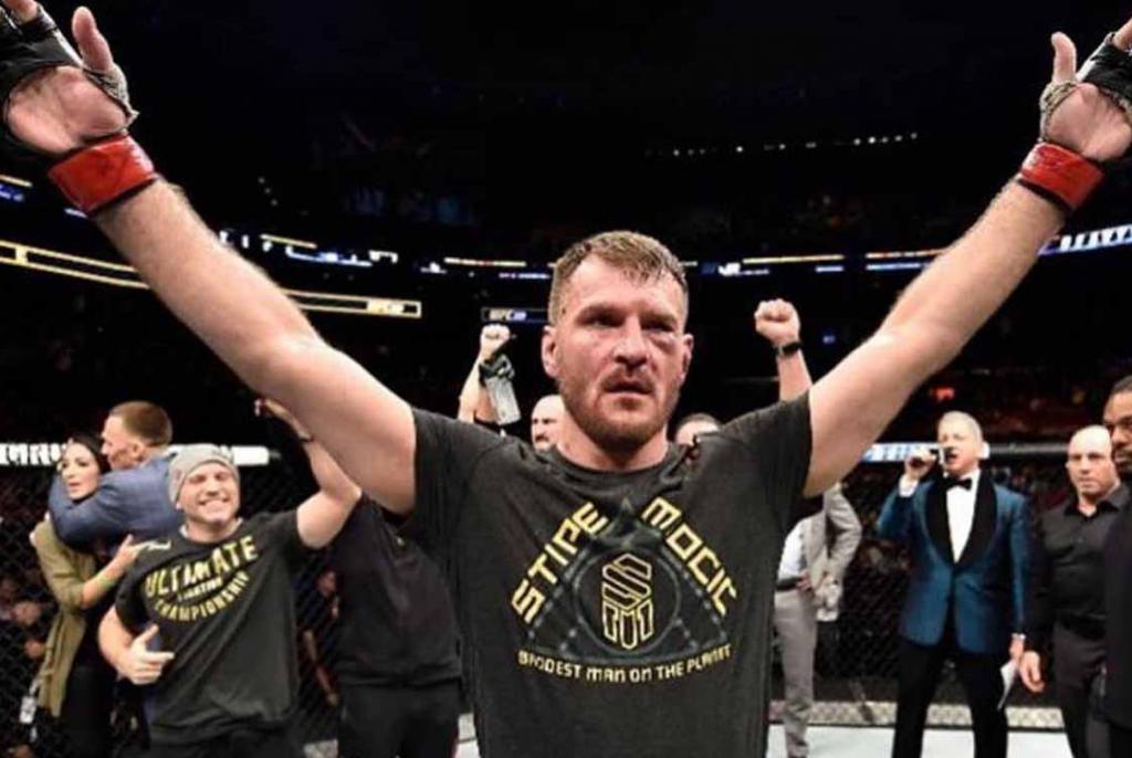 Hrvatska zvijer Stipe Miočić nokautirao Cormiera i ponovno je prvak UFC-a