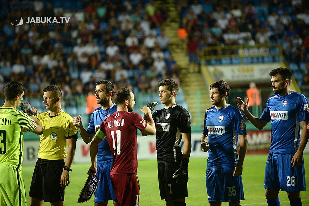 Barišiću i Zlomisliću 90. minuta u remiju sa Sarajevom