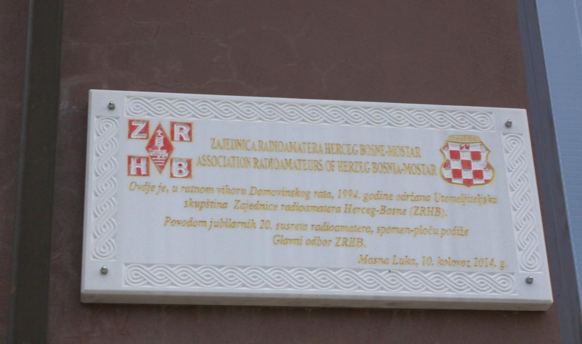 Na Blidinju održani 26. susreti Zajednice radioamatera Herceg-Bosne