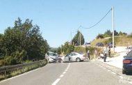 Težak sudar u Broćancu na cesti Posušje – Široki Brijeg