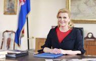 Kolinda Grabar Kitarović: U prvome mandatu izvukla sam Hrvatsku iz tzv. regiona, a u drugome ju želim vratiti na put ponosa i dostojanstva koji je 90-ih zacrtao dr. Tuđman