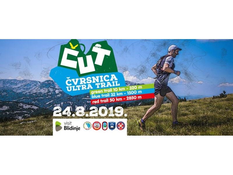 Čvrsnica Ultra Trail: Za brdsku utrku preko 350 prijavljenih iz 13 država