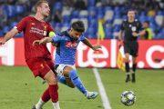 Liverpool poražen  u Napulju, Praška Slavija držala Inter u šahu