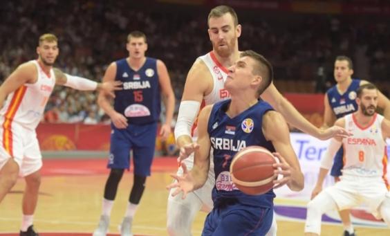 Španjolska srušila Srbiju i poslala je na Ameriku prije finala, Jokić zaradio isključenje