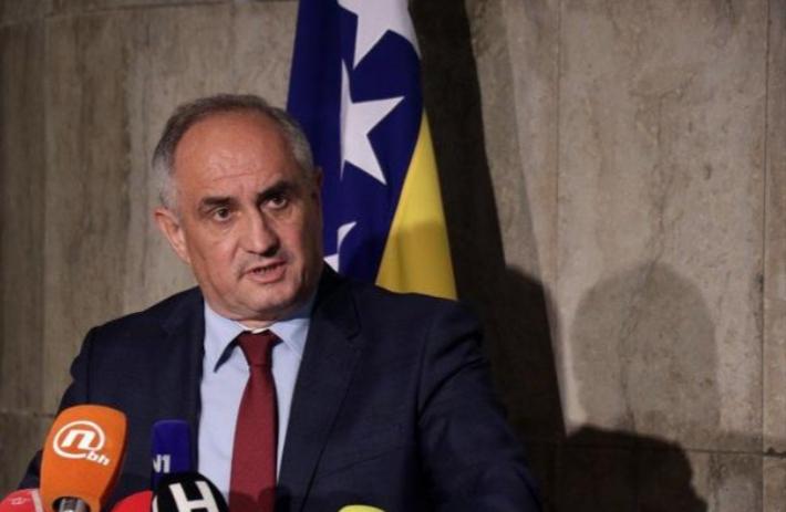 Stabilizirati odnose unutar konstutitivnih naroda u BiH, EU i NATO nam moraju biti cilj