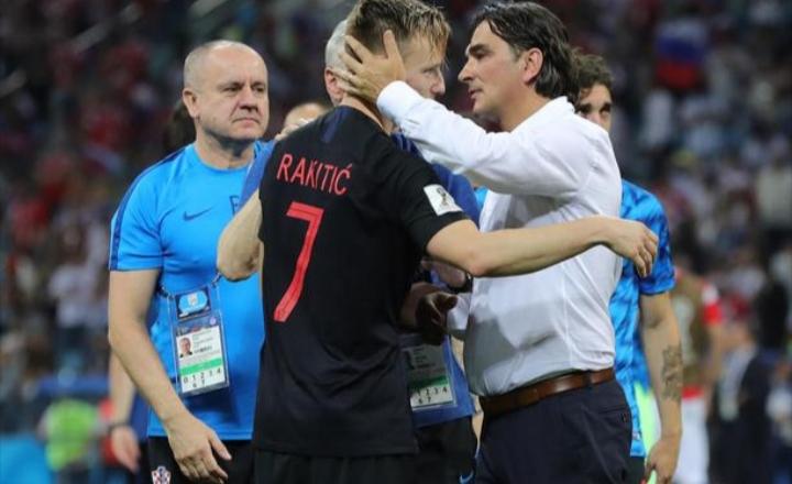 Zlatko Dalić otvorio dušu i progovorio o odnosu s Rakitićem!