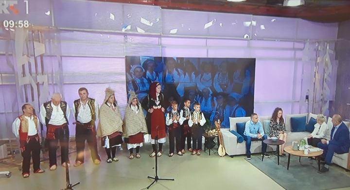 DOBRO JUTRO HRVATSKA: Članovi HKUD Fra Petar Bakula ponosno predstavili običaje posuškog kraja