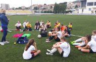 POSUŠJE: Okupljanje regionalne ženske U13 reprezentacije