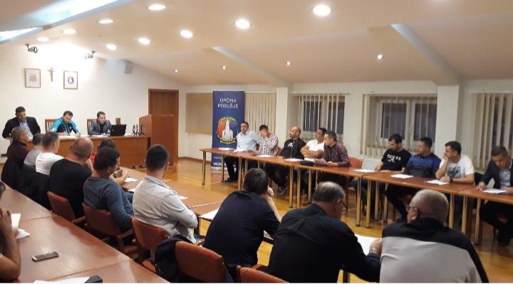 Na Skupštini HŠK Posušje izabran novi Upravni i Nadzorni odbor