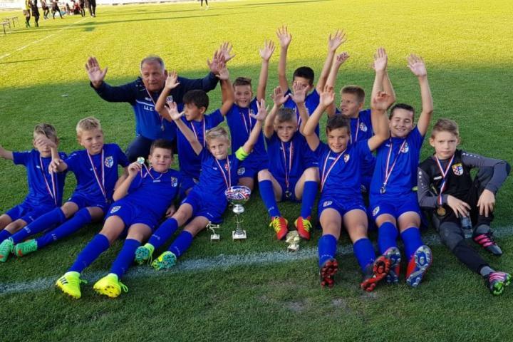 HŠK Posušje u kategoriji 2009. pobjednik Posušje kupa 2019.
