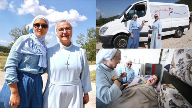 Heroine Livna: Časna sestra i mualima zajedno pomažu svima, ne razlikuju po vjeri