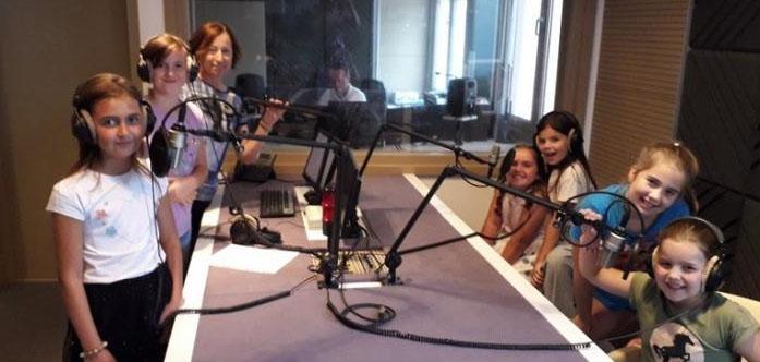 Djevojčice iz Posušja rođendan proslavile hodočašćem u Međugorje