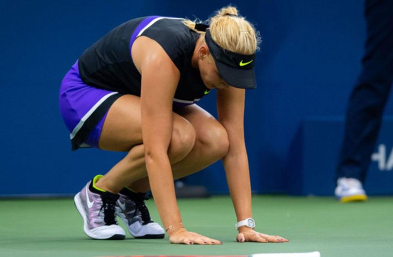 Donna Vekić nije imala snage protiv Belinde Benčič u četvrtfinalu US Opena