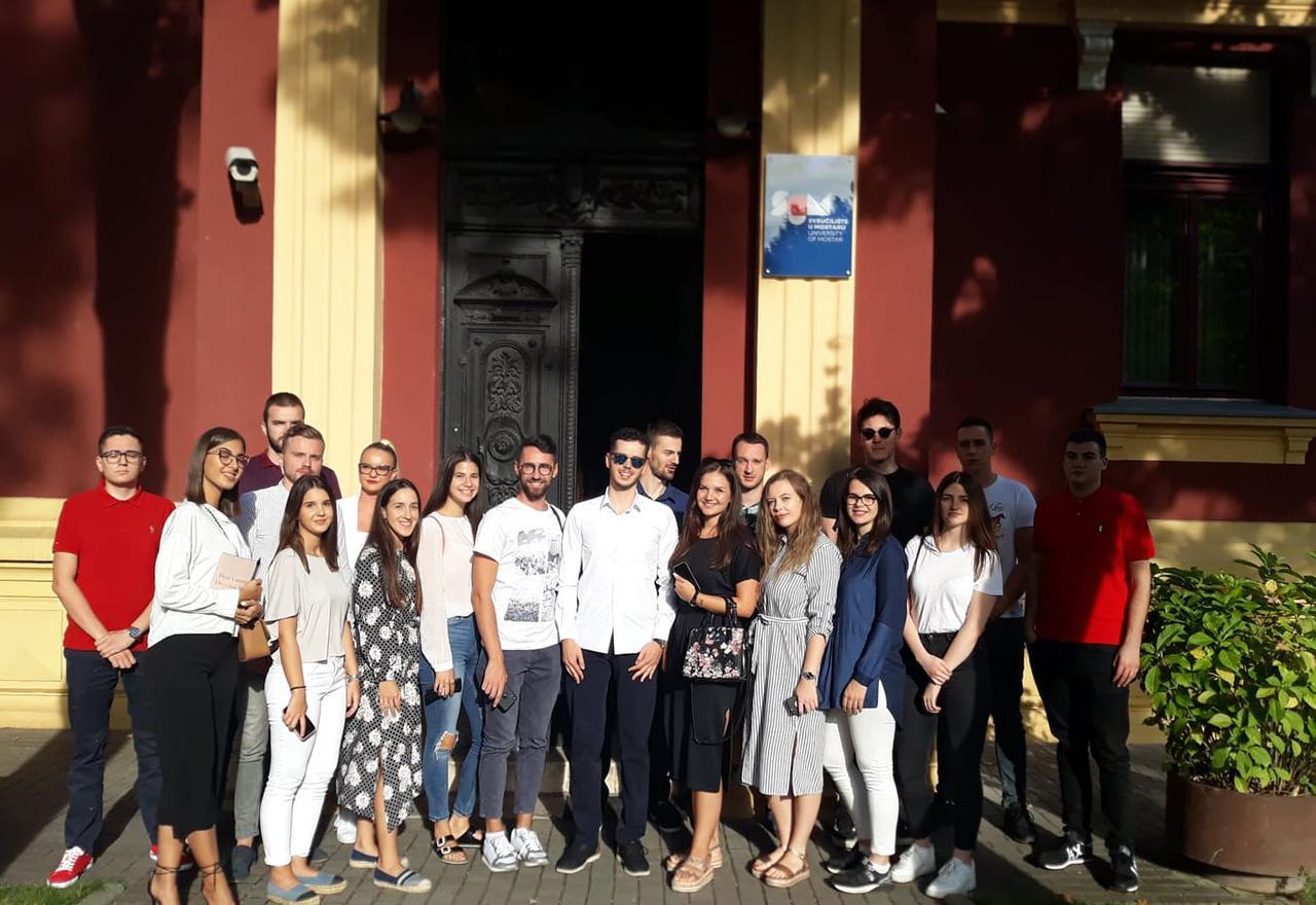 Posušanka Petra Galić u vodstvu Studentskog zbora SUM-a