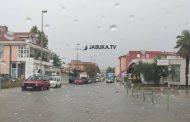 Nevrijeme u Hercegovini: Poplave na ulicama Međugorja, struja nakratko nestala u Mostaru