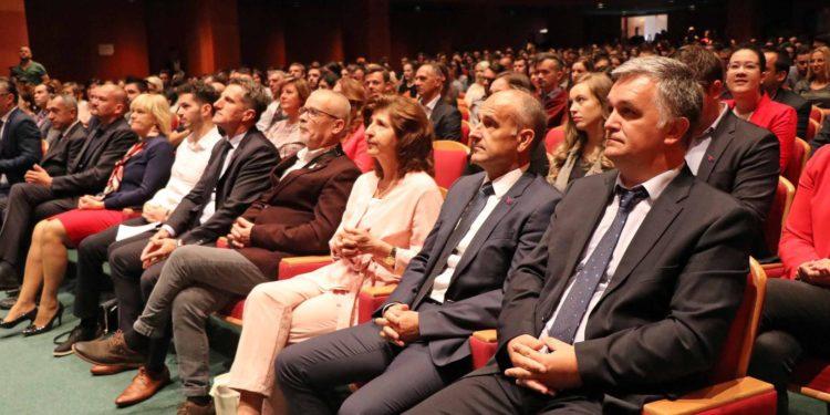 Svečano obilježen početak nove akademske godine na Sveučilištu u Mostaru