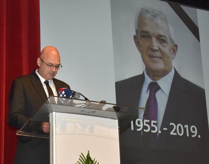 MOSTAR: Održana komemoracija za Dragana Vrankića