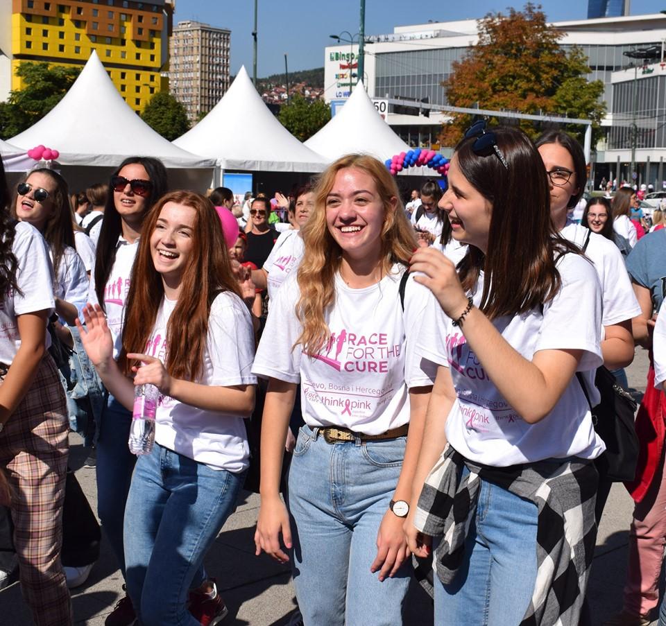 Posušani dio svjetskog projekta u borbi protiv raka dojke