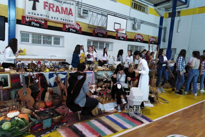 Održani deveti Dani kruha u organizaciji posuške Gimnazije
