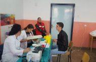 Održana redovita jesenja akcija dragovoljnog darivanja krvi za srednjoškolce