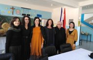 Književnica Ivana Ćurić iz Tomislavgrada gostovala u Viru u povodu Mjeseca hrvatske knjige