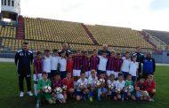 Boro Primorac predvodio danas na Mokrom docu selektiranje mladih nogometaša iz Hercegovine