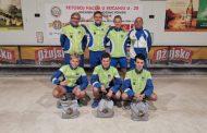 Slovenski boćari pobjednici I. Petoboja nacija U20 održanom u Posušju