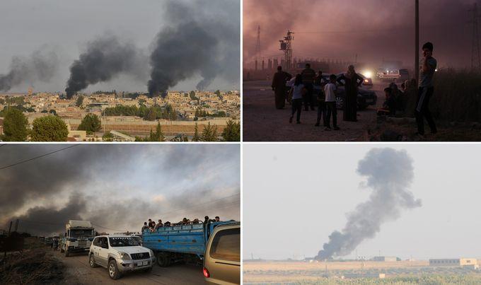 Sirija: Ankara optužuje EU da 'štiti teroriste'