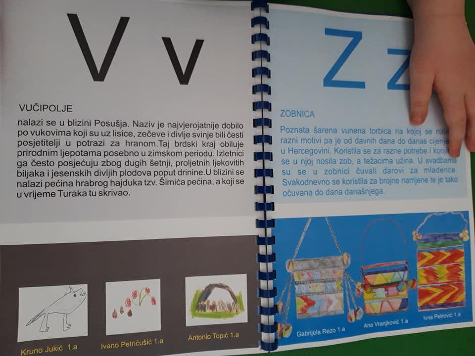 primjeri abecede