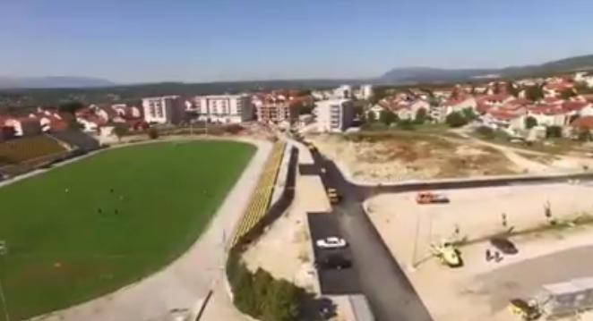 [VIDEO] Donosimo prekrasne scene zelenog dragulja i novouređenje okolice, iz zraka!!!