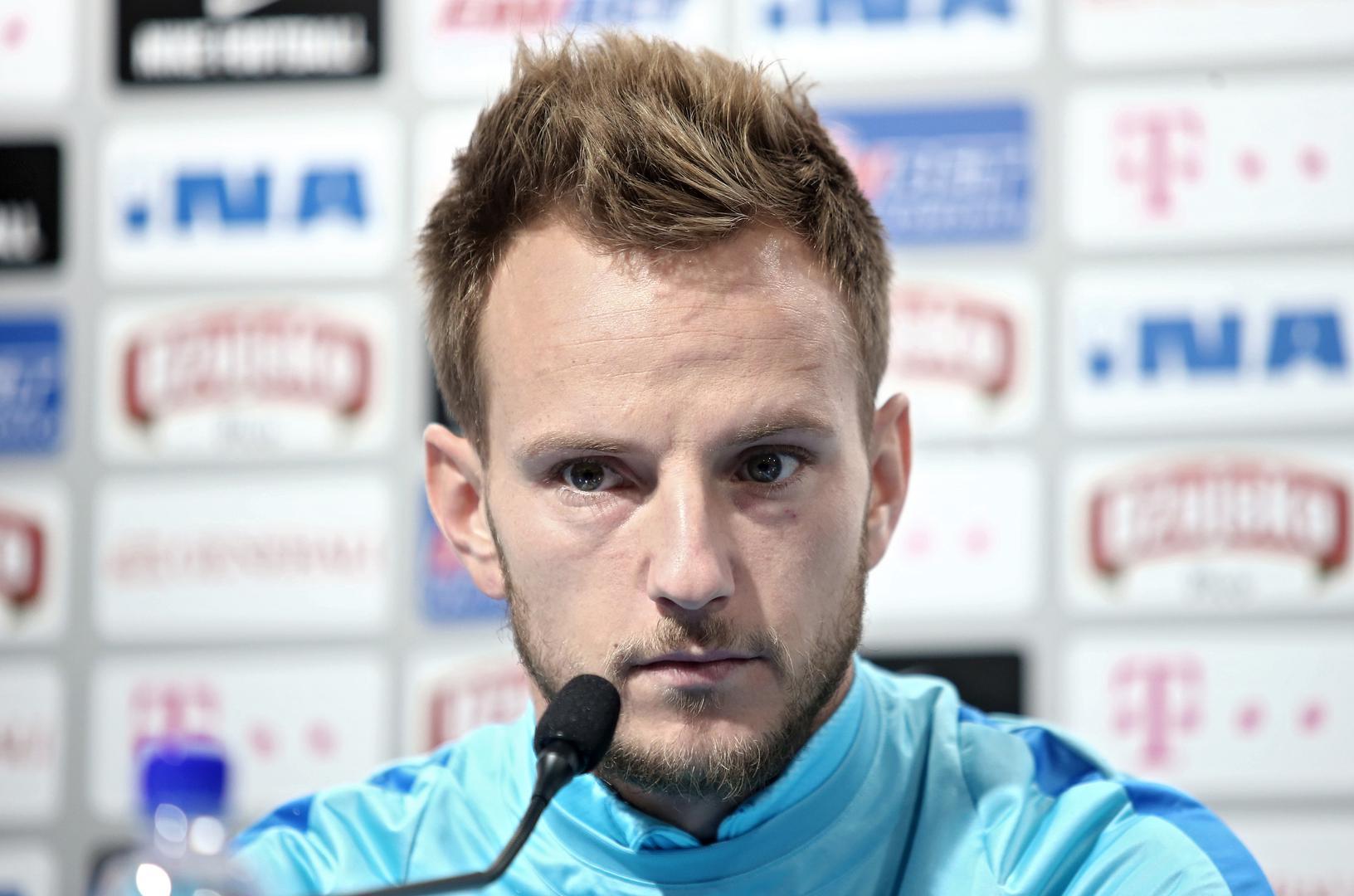 Ivan Rakitić: Boli me kad kažu da ne želim igrati, moje srce kuca za Hrvatsku