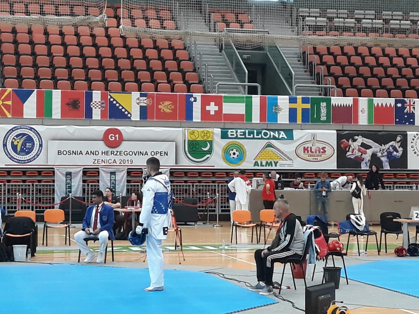 Brončana medalja za Saru Grubišić na Bosnia and Herzegovina open G1