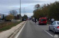 Teška prometna nesreća u Brišniku, smrtno stradala jedna osoba