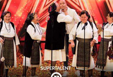 Zlatni gumb za zlatne dame: Dream Team Babe u polufinalu Supertalenta!