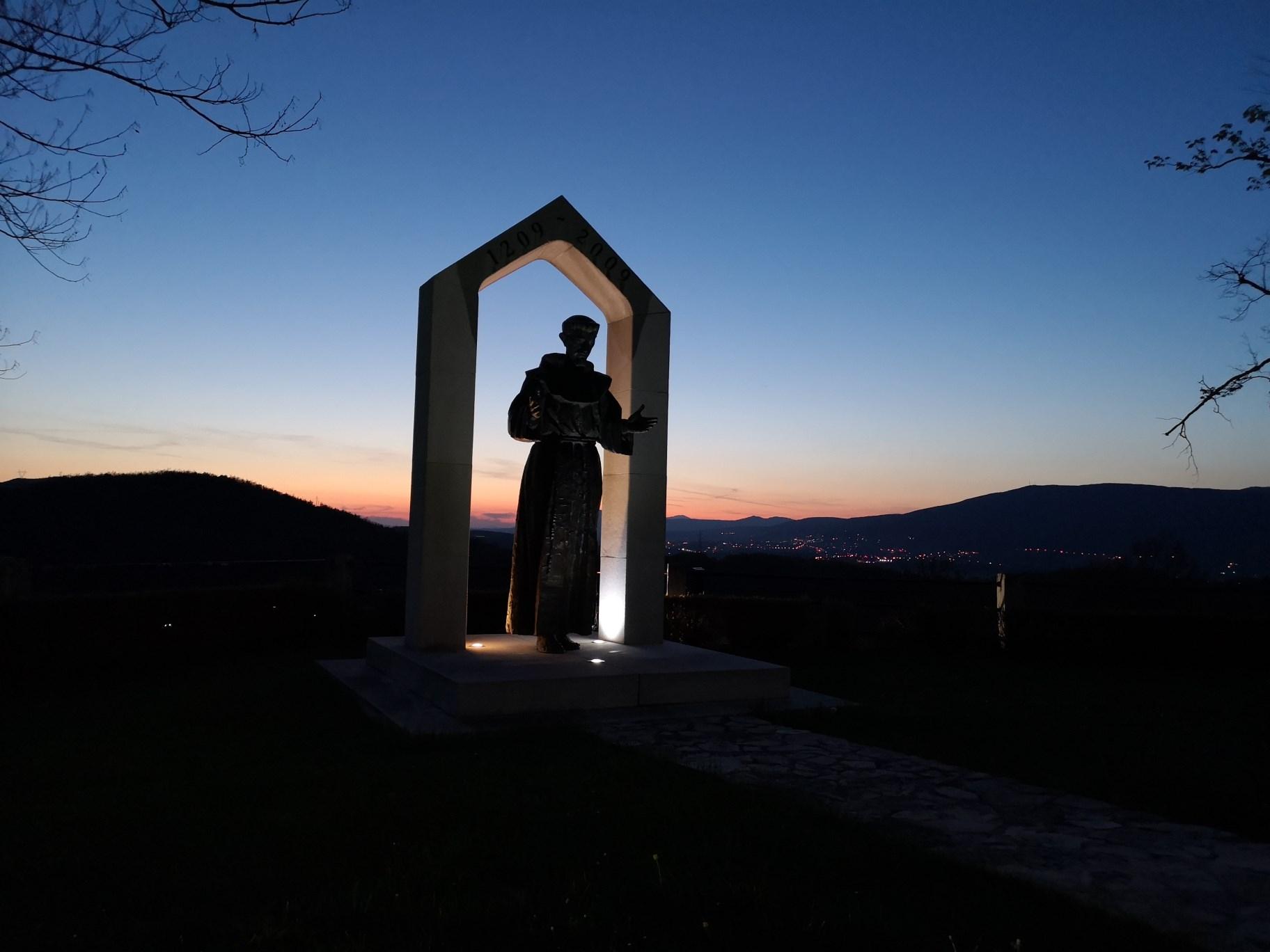 POSUŠKI GRADAC: Večeras započinje trodnevnica sv. Franji