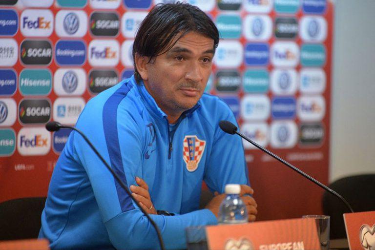Dalić: Jedva čekam utakmicu u Splitu jer sam uvjeren da ćemo biti pravi